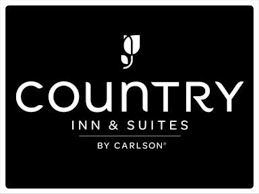 Country Inn and Suites logo Black