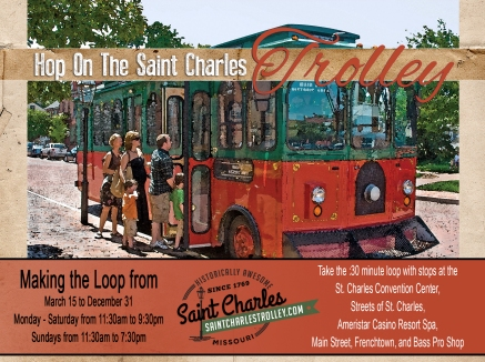 Saint Charles Trolley
